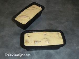 Cake au thon, olives et tomates confites