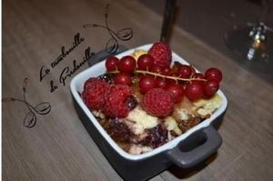 Cheese cake fruits rouges