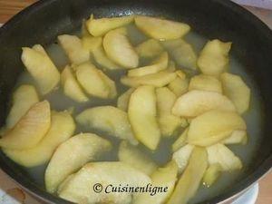 Chou-fleur aux pommes et curry