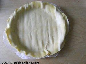 Comment éviter que la pâte d'une quiche soit détrempée