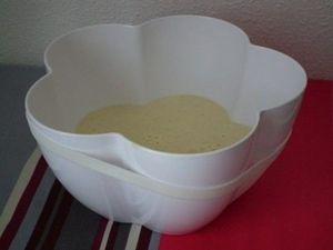 Crème anglaise facile et rapide au thermomix