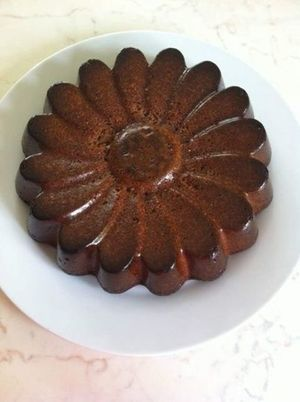 Gateau au chocolat de Pâques (avec et sans thermomix)