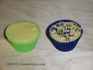 Gâteau au yaourt à la compote
