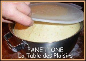La vrai recette Italienne du Panettone