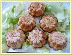 Mini Quiches sans pâte (thermomix)