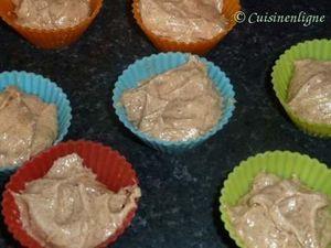 Minis cakes à la cannelle